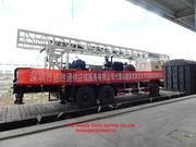 Гаосюн-Джизак, автоперевозки через Китая, машина таможенная