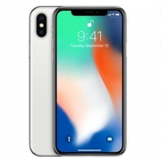 Apple iPhone X 64GB Silver-New-O